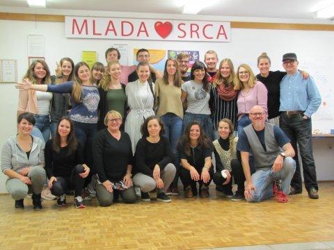 Usposabljanje Ljubljana