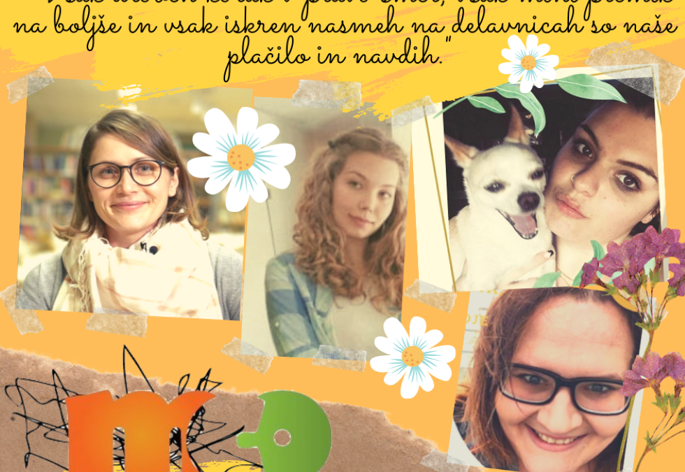 Mentorska skupina prostovoljcev iz Ormoža